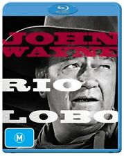 Rio Lobo - John Wayne - Western Movie Blu-ray  NEW & SEALED   D3628