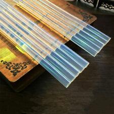"7/16 x 8"" Hot Melt Glue Gun Stick Clear Adhesive Sticks Wholesale 50/100/200Pcs"