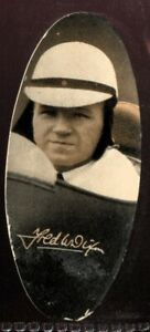 Tobacco Card, Carreras, POPULAR PERSONALITIES, 1935, Fred Dixon, #70