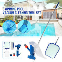 Cleaning Tools Fountain Vacuum Brush Pool Cleaner Swimming Pool Vacuum Brush
