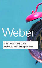 The Protestant Ethic and the Spirit of Capitalism (Routledge Classics), Very Goo