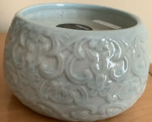 Woodwick Highly Fragranced Candle Large 27 Oz Ceramic Jar - Crackles As Burns