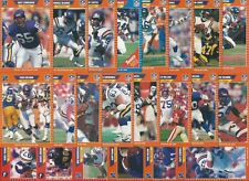 (7) Different Minnesota Vikings  Team Sets 89-91 McDaniel Doleman Zimmerman