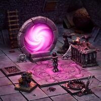 Mantic Games Terrain Crate: Dark Lords Tower Chaos Shrine Fast & Free P&P UK