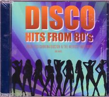 DISCO HITS 80s CD Classic MATCHOBOX NOLANS CURTIS MAYFIELD BAD MANNERS Rare