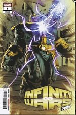 Infinty Wars Prime #1 (2018) 2nd Print Spoiler Cover 8/1/18