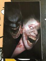 DCeased #1 Ben Oliver Virgin Torpedo Comics Cover C Variant DC Batman Joker NM+