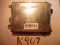 2003 03 LINCOLN LS COMPUTER BRAIN ENGINE CONTROL ECU ECM EBX  MODULE K907