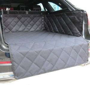 Heavy Duty Quilted Car Boot Liner Rear Trunk Pet Protector - VOLKSWAGEN TOUAREG