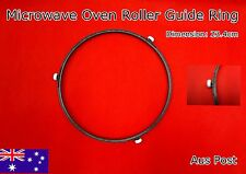 Microwave Oven Roller Guide Ring Turntable Support Plate Rotating 23.4cm (A64)