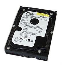"""Western Digital WD800BB - 75JHC0 04F797 80Gb 3.5"""" Internal IDE PATA Hard Drive"""