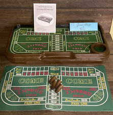 Vintage Waco AUTO SHOOTER Craps Table Fully Automatic Works! Great Condition!