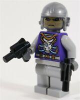 LEGO STAR WARS BOUNTY HUNTER ZAM WESELL MINIFIGURE - MADE OF GENUINE LEGO PARTS
