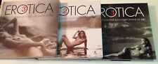 EROTICA 1-2-3 la photographie contemporaire de nu Photo Livres