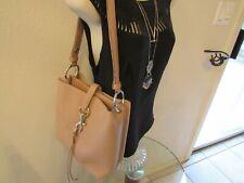 Rebecca Minkoff Large Megan Shoulder Bag - Honey Leather
