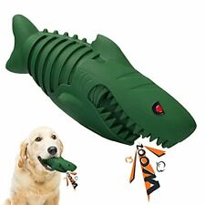 New listing Youthor Indestructible Dog Toys for Large Dogs Aggressive Chewers,Squeaky Dog To