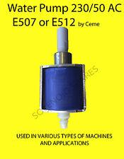 Water Pump Oscillating 23050 Volt By Ceme E507 E512 Industrial Ceme