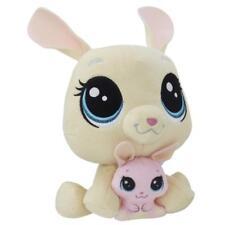Littlest Pet Shop Plush Pairs Bunny Rabbit Vanilla Velvetears & Bijou 2016