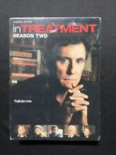 "New ""in Treatment"" Season Two (2) DVDs 35 Episodes Gabriel Byrne John Mahoney"
