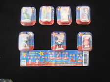 Walt Disney Pixar Toy Story 2 Yunjin Set 7 Mini Figures Moc Japan Rare