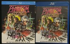 PHANTOM OF THE PARADISE COLLECTORS EDITION BLU RAY DVD 2 DISC RARE OOP SLIPCOVER