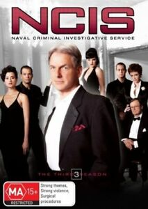 NCIS : Season 3 (DVD, 2007, 6-Disc Set)