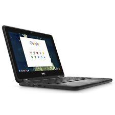 "Dell Chromebook 5190 2-in-1 11.6"" Intel Celeron N3350 - 4GB RAM 32GB Touchscreen"