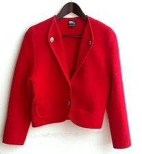 Señora Trachten janker chaqueta rojo talla 40 V. aspa