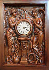 RMS TITANIC Grand Staircase Clock: Honour & Glory Crowning Time- White Star Line