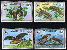 Mauritius Wwf Sc#469/72,Sg#557/60 Mint Nh