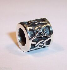 NEW 925 STERLING SILVER CELTIC CHARM BEAD BIRTHDAY DAUGHTER SISTER FRIEND