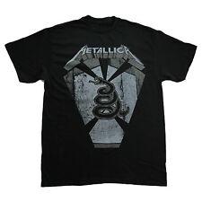 Metallica Snake Pit 2012 European Tour Tshirt XL T-shirt