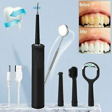 Dental Calculus Remover Electric Tooth Cleaner Tartar Stain Teeth Whitening Care