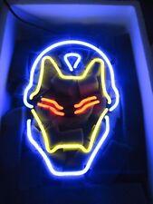 "New Iron Man Comic Acrylic Neon Light Sign 14"""