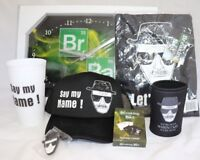 Breaking Bad TV Show Gift Pack / Hamper - 7 Items - Wrapped - FREE POSTAGE