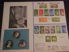 1971 HUTT UNCIRCULATED PNC 20B (4B OF 20) SETS R NO. 132 JAMES BERRY O.B.E.