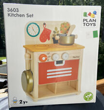 Plan Toys KITCHEN SET #3603 Role Play