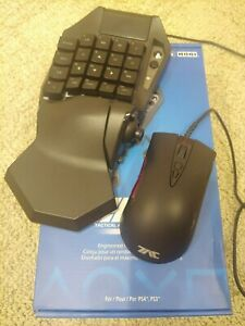 Playstation TAC pro Type M2 Programmable keypad and mouse countroller for FPS
