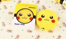8800 mah Pokemon cartoon Power Bank  Pikachu  Phone portable Battery Charger