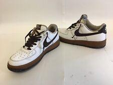 Zapatillas Nike Air Force 1 Low Se Negro Goma Nuevo 2017