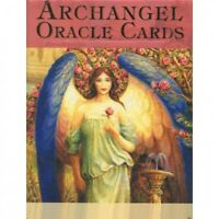 US Stock The Archangel Oracle Tarot Deck Board Game Tarot Cards English
