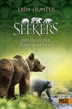 Seekers Band 9 Der Fluss der Bärengeister Erin Hunter Ab 10 Jahre Gebunden BONUS