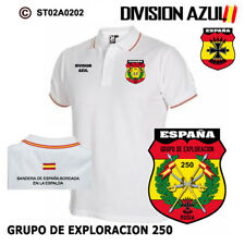 POLOS DIVISION AZUL: GRUPO DE EXPLORACION 250