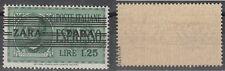 Zara, Nr. 37 Type II, postfrisch, geprüft Kleymann