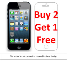 Buy 2 Get 1 Free iPhone 5 Anti-Scratch Screen Protector w/ cloth