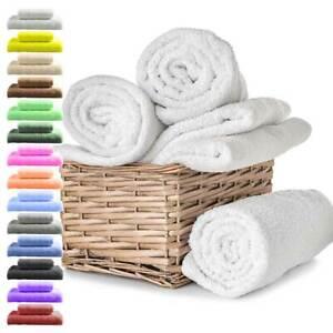 Gästetücher Handtücher Duschtücher Badetücher 100% Baumwolle Frottee 500g/m²