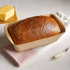 New Pampered Chef STONE LOAF PAN #100221 - Free Shipping