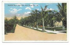 Pre Linen PC Beautiful Royal Palm Way, Palm Beach, Florida