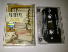 NIRVANA  - sliver the best of  indonesia tapes - grunge pearl jam sonic youth