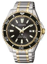 Citizen Eco-Drive Promaster Marine 200m Dive Watch. ISO 6425 Cert BN0194-57E